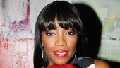 The Bodyguard opening night – Heather Headley – Malaki Paul