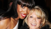The Bodyguard opening night  Heather Headley  Elaine Paige