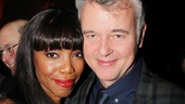 26 The Bodyguard opening night – Heather Headley – Tim Hatley