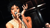 Condola Rashad concert  Condola Rashad