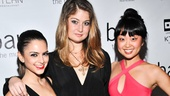 Bare – Opening Night – Sara Kapner – Megan Lewis – Alice Lee