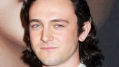 Les Miserables New York premiere – George Blagden