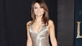 Les Miserables New York premiere  Samantha Barks