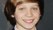 Les Miserables New York premiere  Daniel Huttlestone