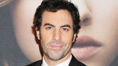 11 Les Miserables New York premiere  Sacha Baron Cohen 