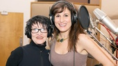 The Mystery of Edwin Drood Cast Recording Session  Chita Rivera  Stephanie J. Block