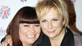 Viva Forever opening night  Dawn French  Jennifer Saunders