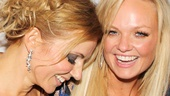 Viva Forever opening night  Geri Halliwell  Emma Bunton