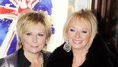 Viva Forever opening night  Jennifer Saunders  Judy Craymer