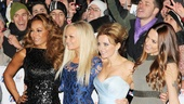 Viva Forever opening night  Melanie Brown  Geri Halliwell  Emma Bunton  Melanie Chisholm