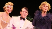 Nice Work If You Can Get It stars Kelli O'Hara, Matthew Broderick and Blythe Danner take a bow.