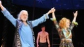 Broadway vets Terrence Mann and Charlotte d'Amboise don't only play husband and wife in Pippin—they're spouses in real life, too!