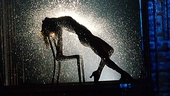 Emily Padgett as Alex in the national tour of Flashdance.