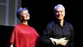 Actors Fund Benefit for Kathi Moss  Yvonne Marceau  Pierre Dulaine