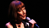 """My husband makes movies."" Karen Akers, a Tony nominee for Nine, performs Luisa Contini's signature song."