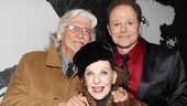 Actors Fund Benefit for Kathi Moss – Martin Charnin – Joan Copeland – Walter Willison
