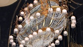 Phantom  25th Anniversary  chandelier