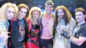Rock of Ages  Mark Teixeira Cameo  Joey Calveri  Justin Matthew Sargent  Kate Rockwell  Mark Teixeira  Adam Dannheisser  Genson Blimline