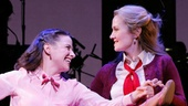 Jenn Gambatese & Erin Dilly in Fiorello.