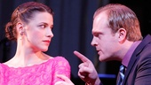 Jenn Gambatese & Jeremy Bobb in Fiorello.