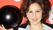 Second Stage Bowling 2013  Kathy Najimy