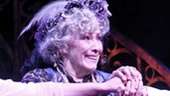 Nina Treharne, Betty Buckley and Stuart Matthew Price in Dear World.
