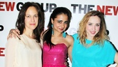 Meet the ladies of Clive: Stephanie Janssen, Mahira Kakkar and Zoe Kazan.