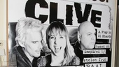 'Clive' Opening Night — Poster
