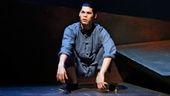 Ruy Iskandar as Ma in The Dance and the Railroad.