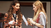Lauren Culpepper as Grace and Zosia Mamet as Leigh in Really Really.