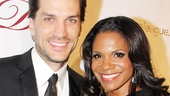 Drama League Gala for Audra 2013  Will Swenson  Audra McDonald