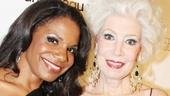 Drama League Gala for Audra 2013  Audra McDonald  Jano Herbosch