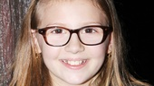 The New Normal's Bebe Wood had an awesome evening at Cinderella. See the show for yourself at the Broadway Theatre.