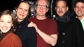 Virginia Woolf stars Carrie Coon, Amy Morton, Tracy Letts and Madison Dirks rally around Tom Hanks.