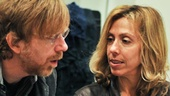 Hands on a Hardbody – Rehearsal – Trey Anastasio – Amanda Green