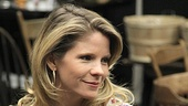Carousel Rehearsal  Kelli OHara