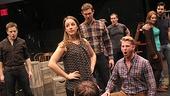 Carousel Rehearsal – Jessie Mueller