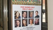 Carousel Rehearsal  poster