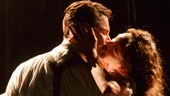 Ryan Silverman as Giorgio and Melissa Errico as Clara in Passion.