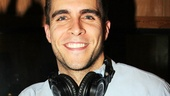 Broadway vet Josh Segarra knows his way around a studio—he also appears on the 2012 Lysistrata Jones cast recording.