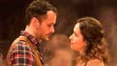 Declan Bennett as Guy and Zrinka Cvitesic as Girl in Once.