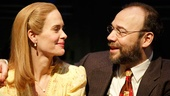 Sarah Paulson as Sally Talley and Danny Burstein as Matt Friedman in Talley&#39;s Folly.