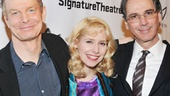 Bill Irwin, singer-songwriter Nellie McKay and David Shiner make an adorable team in the world premiere of Old Hats.