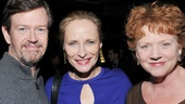 Old Hats  Opening Night  Dylan Baker  Laila Robins - Becky Ann Baker