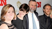 Ann- Kate McCauley- Anne Hathaway- Gerald Hathaway- Adam Shulman 