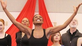 Pippin  Meet and Greet  Patina Miller  cast