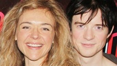 In the new revival, Rachel Bay Jones stars as Catherine, the love interest of Matthew James Thomas (Pippin).