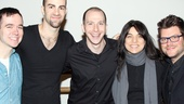 Pippin – Meet and Greet – Benjamin Rauhala – Jared Schonig – Charlie Alterman – Nadia DiGiallonardo – Sonny Paladino