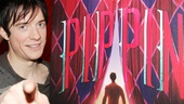 Join us! Catch the new revival of Pippin beginning March 23 at the Music Box Theatre.