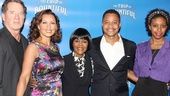 Picture perfect! Tom Wopat, Vanessa Williams, Cicely Tyson, Cuba Gooding Jr. and Condola Rashad take a family photo.